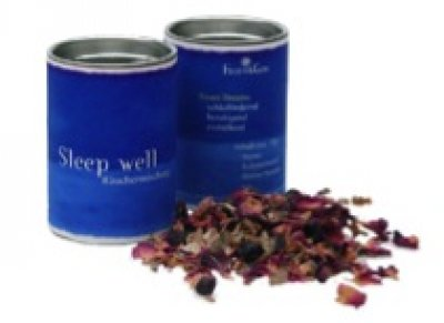 Räuchermischung -Sleep Well Wellness Smokes-