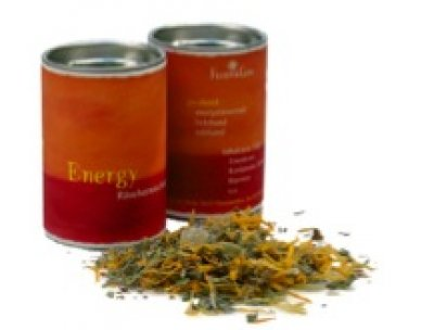 Räuchermischung -Energy Wellness Smokes-