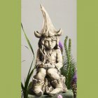 Gartenfigur -Lichterfee- H59cm